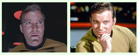 evil Captain Kirk vs. Good Captain Kirk - who will prevail?
