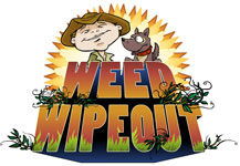 Weed Wipeout logo